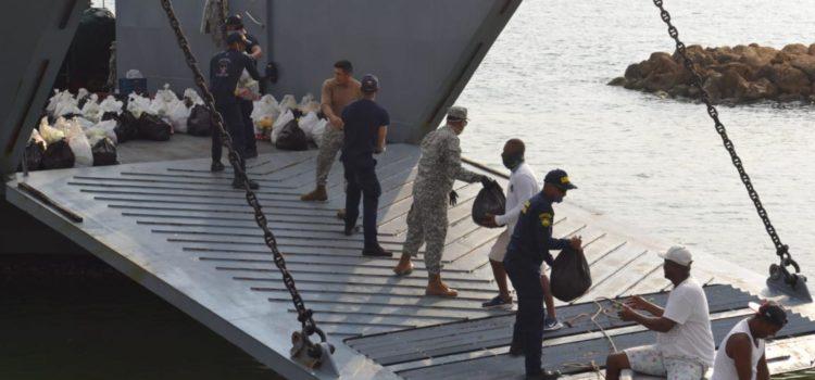 Desde el inicio de la emergencia del COVID-19, Alcaldía de Cartagena ha entregado más de 1 millón de litros de agua en las islas