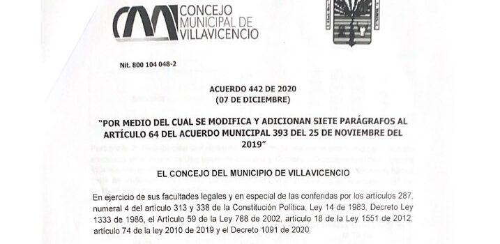 Villavicencio Acuerdo