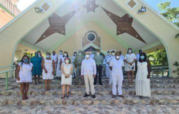Alcaldía de Providencia conmemoró el 20 de julio