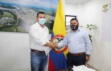 Acto de Posesión Tesorero del Municipio de San José del Guaviare