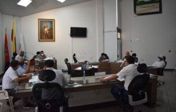 Concejo Municipal, aprobó el proyecto de armonización del presupuesto para el municipio de Arauca