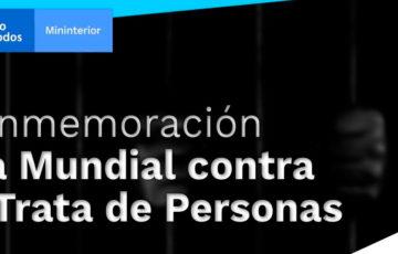 Conmemoración Día Mundial contra la Trata de Personas