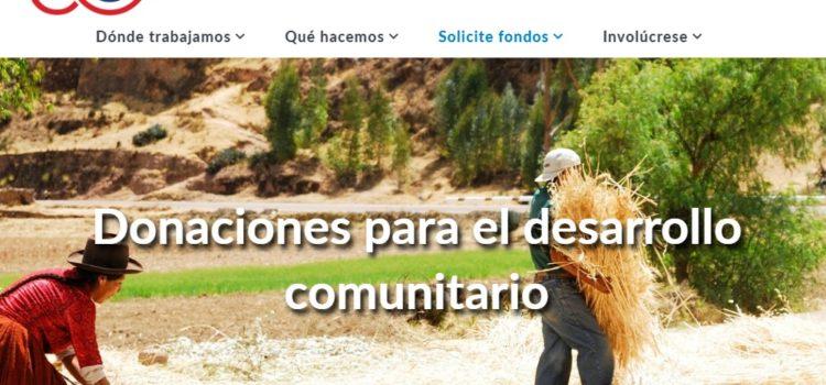 Abierta convocatoria Inter-American Foundation