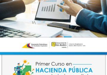 Primer curso en hacienda pública para ciudades capitales