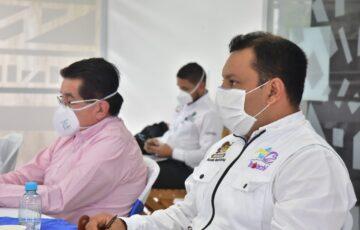 Alcalde de Mocoa, se reúne con el Ministro de Salud para trabajar en estrategias para atender la emergencia sanitaria causada por el COVID-19