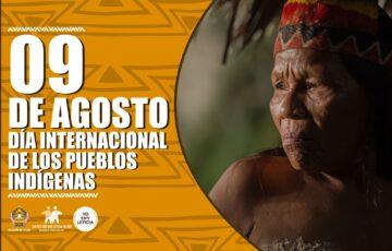 Alcaldía de Leticia conmemora el Día Internacional de los Pueblos Indígenas
