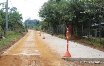 Alcaldía de Mitú sigue con las obras de construcción en la ciudad