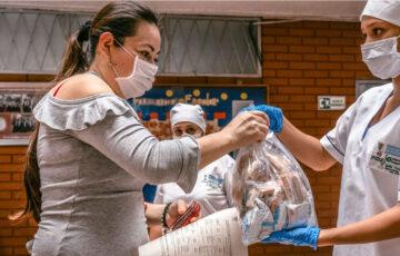 Próxima entrega en Bucaramanga del Programa de Alimentación Escolar PAE en contingencia por Covid-19 se realizará el lunes 10 de agosto
