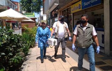 Alcaldía de Armenia entregó 5.000 tapabocas a la población más vulnerable
