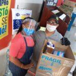 Con bonos electrónicos, 61.000 familias vulnerables  de Barranquilla han recibido auxilio alimentario