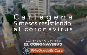 Cartagena la da la batalla al #COVID19