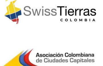 Asocapitales consolida apoyo técnico con Agencia de Cooperación Suiza para temas de Catastro