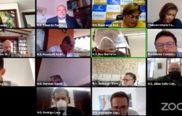 A un debate de ser Ley, proyecto que busca reglamentar las sesiones virtuales del Congreso de la República