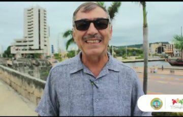 Alcalde de Cartagena invita a no bajar la guardia y a seguir cuidándonos, pese a cifras positivas de COVID -19
