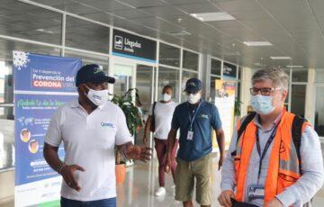 Para el 21 de septiembre está prevista la reapertura de las operaciones aéreas en el Aeropuerto el Caraño de Quibdó