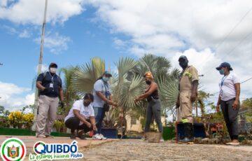 Alcaldía de Quibdó sigue realizando mejoras en la ciudad