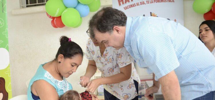 No hay barreras para la vacunación en Sincelejo