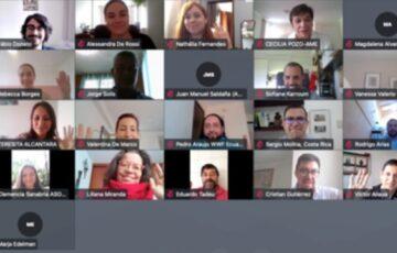 Videoconferencia Sesión # 5 Foro Programa Cooperación Internacional Urbana IUC-LAC Pacto Global Alcaldes por el Clima y la Energía