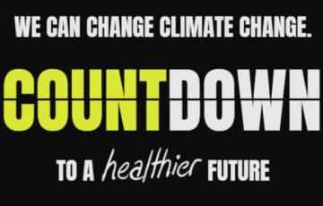 Countdown para la COP26