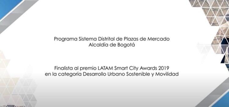 Programa Sistema Distrital de Plazas de Mercado Alcaldía de Bogotá