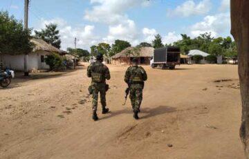Alcaldía de Montería, fuerzas militares y policías de la ciudad suman esfuerzos para rescatar a Juan Camilo