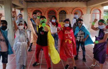 Alcaldía de Cúcuta, el Ministerio de Cultura y JCI hacen alharaca