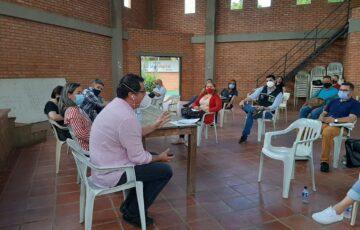 La alcaldía de Cúcuta realizó la segunda mesa intersectorial para la población diversa LGBTIQ 2020