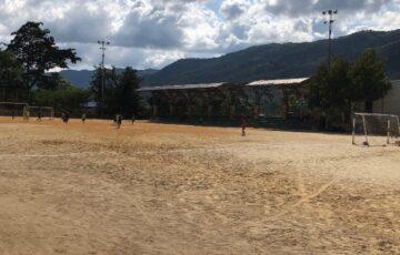 Alcaldía de Bucaramanga transformará el escenario deportivo del barrio Café Madrid