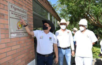 Homenaje al exalcalde de Arauca Jorge Cedeño Parales
