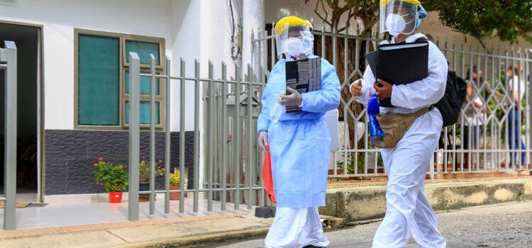 Las autoridades de salud advierten inminentes rebrotes de la Covid-19 en Sincelejo