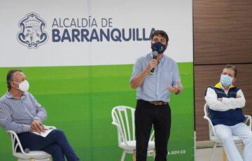 Barranquilla no baja la guardia: a pesar de indicadores favorables, sigue búsqueda activa de casos