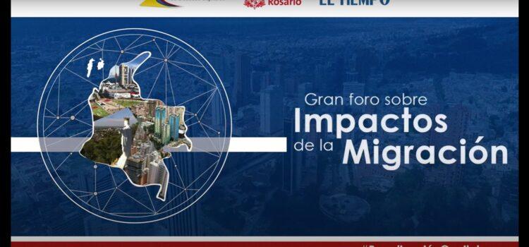 Retos de las #CiudadesCapitales en tiempos de pandemia – Foro Impacto de la #MigraciónEnLasCapitales