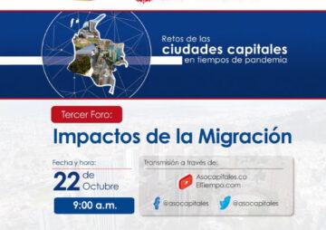 Foro Impactos de la Migración