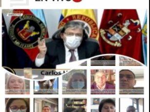 Senado de la República revocó la moción de censura contra el Ministro de Defensa Nacional