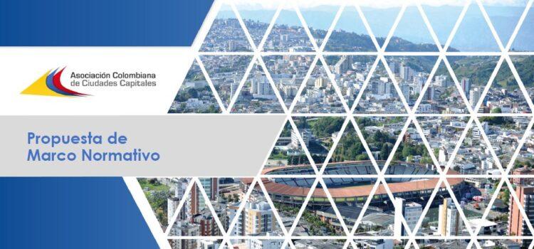 Propuesta de marco normativo de la adopción del Régimen Simple de Tributación en las capitales