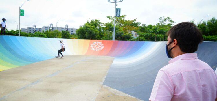 'Soy Deportes, Soy de Todos', la oferta deportiva de la alcaldía de Barranquilla para poblaciones vulnerables