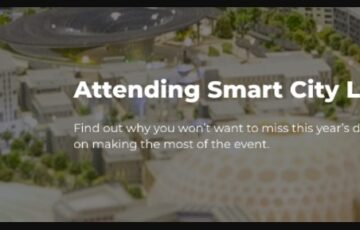 Smart City Expo de Barcelona se convierte en Smart City Live en 2020
