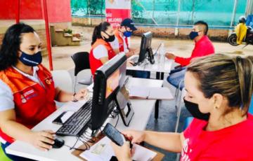 Mejores oportunidades de empleo para la comunidad del corregimiento cuatro de Villavicencio