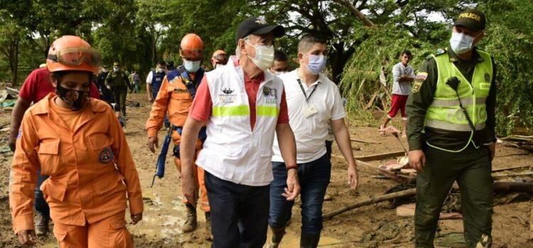 Lluvias dejan afectaciones en varios sectores de Cúcuta