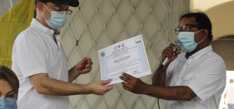 Alcalde de Sincelejo recibió reconocimiento por su compromiso con las comunidades