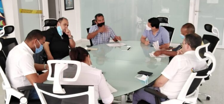 Alcalde de Sincelejo ratifica su compromiso de trabajo con líderes comunales de la ciudad