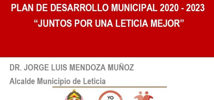 Leticia_Plan de Desarrollo Municipal_2020-2023