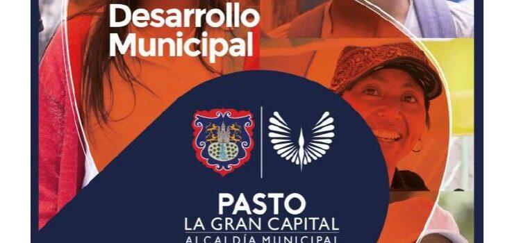 Pasto_Plan de Desarrollo Municipal_2020-2023
