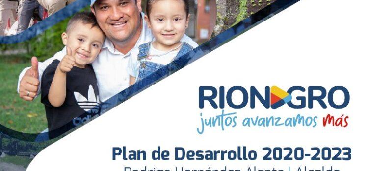 Rionegro_Plan de Desarrollo Municipal_2020-2023