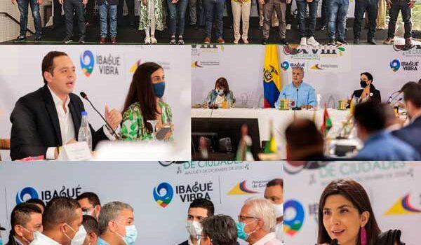 En XVIII Cumbre de Asocapitales,  Gobierno Nacional y alcaldes definen agenda para enfrentar los retos de la reactivación