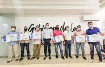 Por primera vez Gestores Culturales de Montería reciben pensión vitalicia y beneficios económicos periódicos, BEPS