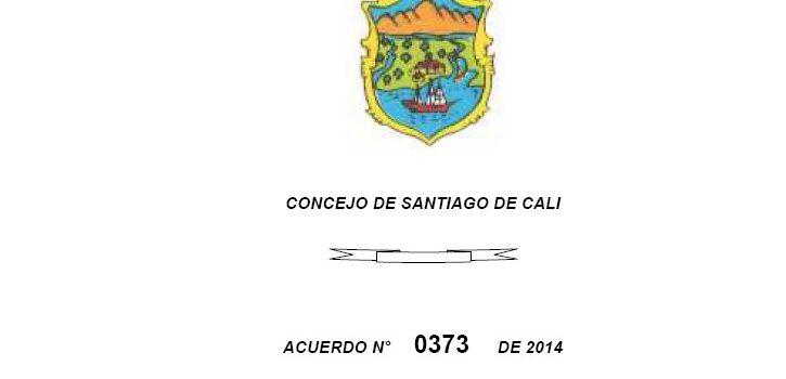Cali_Acuerdo0373_POT_2014