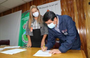 Alcaldía de Pasto e INVÍAS firman importantes convenios para intervenir y mejorar las vías terciarias del municipio