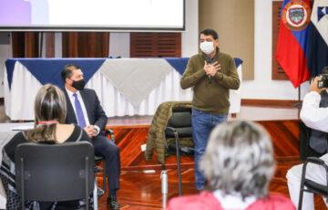 Alcaldía de Pasto y Cámara de Comercio se articulan para adoptar medidas que eviten aumentos de contagio por COVID-19