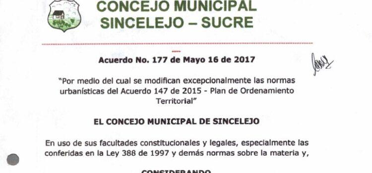 Sincelejo_Acuerdo177_POT_2017